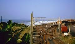 Port Shepstone (sowhat63) Tags: südafrika rsa durban margate railway tracks ozean sea meer