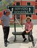 I Gondolieri (Shahrazad26) Tags: gondeliers gondolieri venetië venice venezia venedig italië italy italien italia