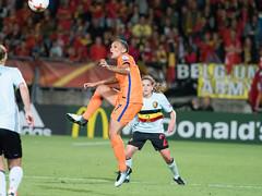 47242857 (roel.ubels) Tags: voetbal vrouwenvoetbal soccer europese kampioenschappen european championships sport topsport 2017 tilburg uefa nederland holland oranje belgië belgium