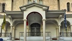 Puertas...Entradas... 6 (jburzuri) Tags: grecia meteora kalampaka iglesia puertas entradas