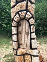 castle rocks door