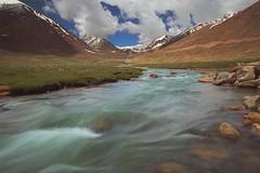 Khardung la & the landscape