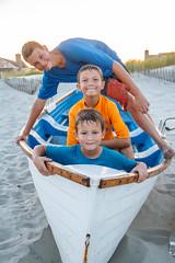 20160812-IMG_1473 (ranzino) Tags: emerson jacob jerseyshore newjersey noah stoneharbor beach boat nj ocean vacation unitedstates us