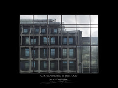 Puzzle city V (photolivedream) Tags: city street ville building facade reflet reflection mirror glass verre windows architecture abstract abstraction puzzle