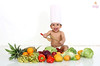 Baby Chef with Fresh Fruits during hir Photo Shoot in Balmudra Studio Pune  by Shrikrishna Paranjpe (balmudra) Tags: photographer babies child baby infant modeling kids photography photosession new born studio portrait family shoots pune children maternity auditions paranjpe shrikrishna ideas best balmudra parenting thematic models indian photos indoor props memories album sweet beautiful cute girl maharashtra beauty adorable asian cheerful childhood close eyes face happy innocence laugh healthy playful fun joy expression attire diaper fashion toddler crawling moods happiness expressive posters shooting camera digital coordinators audition casting wallpapers names india fruitsvegetableschef