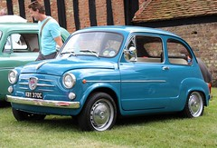 KBY 370C (Nivek.Old.Gold) Tags: 1965 fiat 600d 767cc giannini