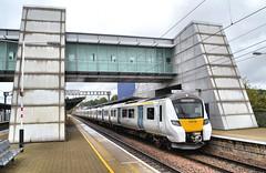 700108 (R~P~M) Tags: train railway england uk unitedkingdom greatbritain multipleunit emu 700 thameslink govia lutonairportparkway luton beds bedfordshire