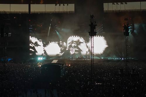 U2 - The Joshua Tree 2017 Tour