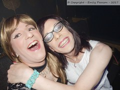 July 2017 - Out on the town in Hull (Girly Emily) Tags: crossdresser cd tv tvchix tranny trans transvestite transsexual tgirl tgirls convincing feminine girly cute pretty sexy transgender boytogirl mtf maletofemale xdresser gurl glasses dress indoor hull thestar nightout
