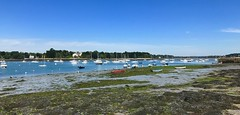 Ile Tudy - Bretagne (Jean Paul Renais) Tags: france bretagne finistère ile port mer voilier bateau