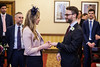 Nick and Elsa's wedding (Gary Kinsman) Tags: london islington upperstreet n1 2017 islingtontownhall canon5dmkii canoneos5dmarkii canon50mmf14 availablelight ambientlight candid unposed wedding couple marriage islingtonassemblyhall people person