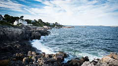 A glorious day at the neck (kuntheaprum) Tags: marbleheadneck marblehead goldthwaitreservation castlerock chandlerhoveypark sunset beach