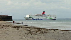 17 07 30 Stena Europe Rosslare  (6) (pghcork) Tags: stenaline stenaeurope stenahorizon rosslare wexford ireland ferry