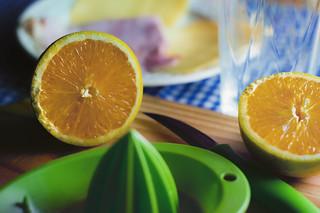 Suco de laranja / Orange juic
