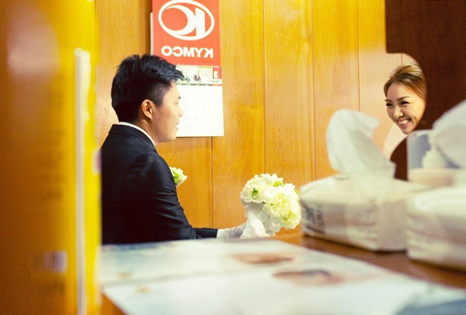 [婚禮紀錄-Yen] 智焜&馨儀 迎娶