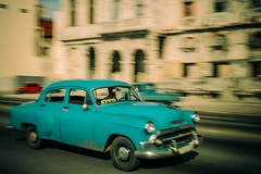 Car in Havanna, Cuba (_dreamseller_) Tags: xf1655mm xt2 fujifilm fujix classic motion movement oldtimer kuba lahabana havanna cuba travel car