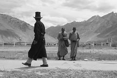 Padum, Zanskar (Chris Hooton) Tags: chrishooton chrishootonphotography chrishootonnewzealand nikon nikond3100 india absoluteblackandwhite