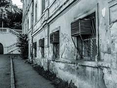 Спокойствие (Overnature) Tags: севастополь крым sevastopol crimea улица стены лестницы плющ walls streets stairs ivy