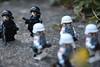 Evasion (LegoInTheWild) Tags: afol lego moc military army specialforces sidan brickarms