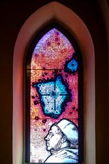 Marktkirche (Schermannski) Tags: fenster kirche kirchenfenster windows window sacred sakrales