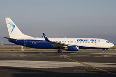 Blue Air YR-BMJ Boeing Boeing 737-82R (Hamon Victor) Tags: blue air yrbmj boeing 73782r aircraft avgeek aviation airplane avion airport spotter spotting eos eos760d canon victor hamon nice nce lfmn plane private privé jet tarmac kilo