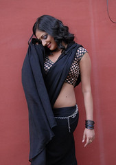 Indian Actress Haripriya Hot Sexy Images Set-2  (8)