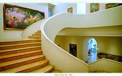 """""""Musée des Beaux-Arts"""" - Nancy (Meurthe-et-Moselle, Lorraine, France) (LauterGold) Tags: beauxarts treppe mban nancy muséedesbeauxarts museum museumderschönenkünste escalier stair escaleros placestanislas unescoworldheritage hdr"""