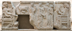 IMG_1726 (jaglazier) Tags: 2017 480bc 5thcenturybc 7417 adults animals archaeologicalmuseums architecturalelements architecture asiaminor britishmuseum buildings calves children copyright2017jamesaglazier cows crafts england furniture girls goddesses greece greek july kybernis limestone london lycia mammals museums offerings pomegranates religions stonesculpture stoneworking tombofkybernis tombs turkey urbanism women xanthos archaeology art ceremonies cities flowers fruit libationbowls libations lowreliefs lycian reliefs sculpture seated temples thrones westminster