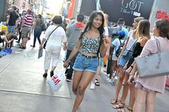 Times Square July 2017 (zaxouzo) Tags: timessquare july people candid fashion nikond90 2017 streetstyle