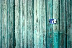 8 (just.Luc) Tags: kleinbrabant puurs vlaanderen flanders flandres weathered wood hout holz bois number cijfer chiffre belgium belgië belgique belgien belgica minimalism minimalisme