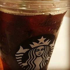 Cold brew #coffee #starbucks (Alastair Montgomery) Tags: instagram cold brew coffee starbucks