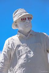 Victoria Busker Festival 2017: Plaster Man (Cameron Knowlton) Tags: canada buskers 2017 plasterman victoria busker festival nikon street performers bc d610 plaster man performer buskerfestival streetperformer streetperformers