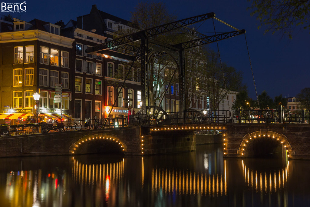 The world 39 s best photos of holland and nightphotography flickr hive mind - The water street magical town in holland ...