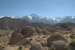 Mt Whitney (Joybelle007) Tags: sierranevadamountains snow snowcapped desert usa