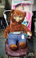 Antique-Smokey Bear (Carolyn Arzac) Tags: pentax k50 1855 antique smokeybear photo flickr saltlakecity utah 1944 ngc