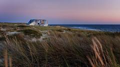 Bunker sur le cap (Guillaume_BRIAND) Tags: nikon d7100 1424 paysage landscape cap ferret baie arcachon aquitaine mer sea plage bunker