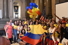 2017 Colombia Flag Raising-036 (Philly_CityRep) Tags: cityofphiladelphia colombia flag raising