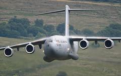 USAF Boeing C-17A Globemaster III (benstaceyphotography) Tags: c17 c17a globemaster iii usaf united states air force