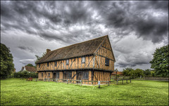Elstow Moot Hall (Darwinsgift) Tags: elstow bedfordshire moot hall green house nikkor 19mm f4 pc e tilt shift hdr photomatix nikon d810 john bunyan pilgrims progress