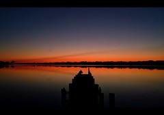 Calm  Morning (kentpilcher) Tags: marigoldlodge hollandmi dock lakemac lakemacatawa seasons