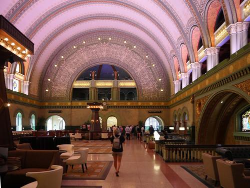Union Station Hotel Lobby