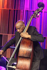 Kidd Jordan Quartet (2017) 05 - Reggie Workman (KM's Live Music shots) Tags: jazz unitedstates reggieworkman kiddjordan doublebass jazzinandout oldusmint