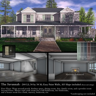 Savannah by Galland Homes