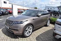 The brand new Range Rover Velar! (>Tiarnán 21<) Tags: prettiest range rover ever opinion velar northern ireland