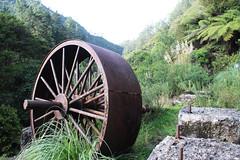 Old gold mines, Karangahake Gorge (RossCunningham183) Tags: karangahakegorge newzealand northisland goldmining heritage
