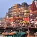 Varanasi - At the Gaht