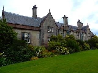 A hiding mansion at Muckross Park