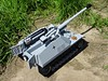 COBI_Nashorn_MOC_06 (El Caracho) Tags: cobi small army ww2 building bricks moc nashorn rhino rhinoceros tank destroyer panzer panzerjäger hornisse hornet sdkfz 164