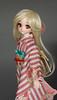 She's back! (MarloesK) Tags: freyasfaceups ddh10 dollfie dream mini mdd msd dd10 custom leekeworld magical melody eyes