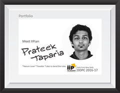 IIPian PRATEEK (iipimages) Tags: iip iipedu iipacademy iipian portfolio profession professionals freelancer photography photographer naturelover traveller skills frame noida newdelhi photographs tuesdaymorning tuesdaymotivation tuesday indianinstituteofphotography